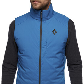 Black Diamond First Light Hybride Vest Heren, kingfisher